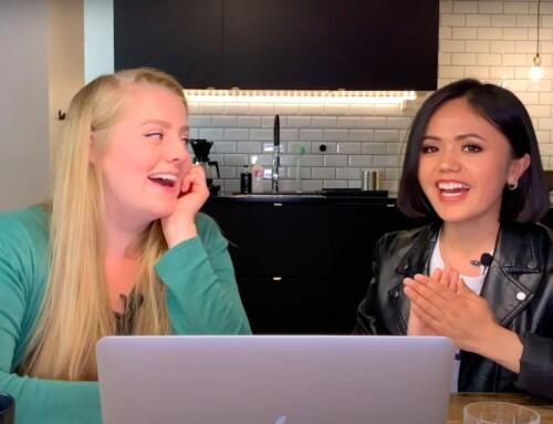 Film: Mona och Fanny skapar en LinkedIn-profil